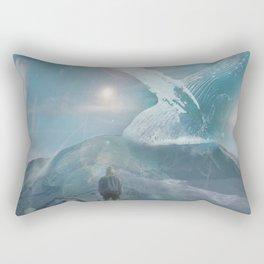 Ordinary World Rectangular Pillow