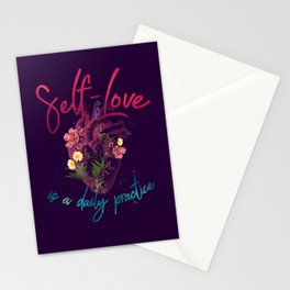 Kelly-Ann Maddox Collection :: Self-Love (Illustrated) Stationery Cards