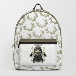 Fortitude (Lumberjack) Backpack
