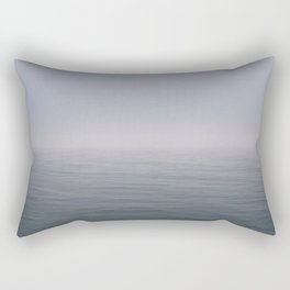 Sea Fret Rectangular Pillow