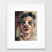 broken Framed Art Prints featuring 'Broken' by Arthur R Piwko (picpoc)