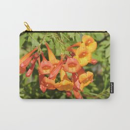 Natural Brass Blowing in the Breeze Carry-All Pouch