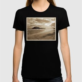 Footsteps In The Sand T-shirt