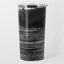 A Scene in Time of a Time Gone By Travel Mug