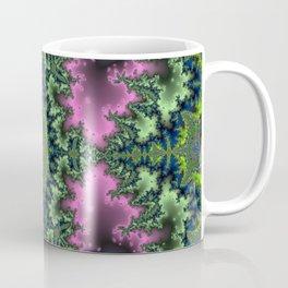Fractal Rhombus Coffee Mug