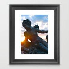 Paris Framed Art Print