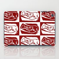 coke iPad Cases featuring Coke by WES EXOTIC IMAGERY