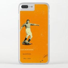 Blackpool - Mortensen Clear iPhone Case