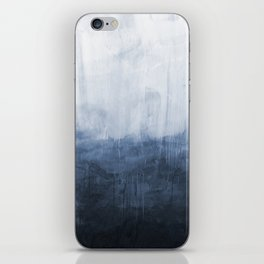 The Storm - Ocean Painting iPhone Skin