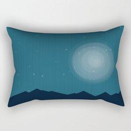 Night Vision Rectangular Pillow