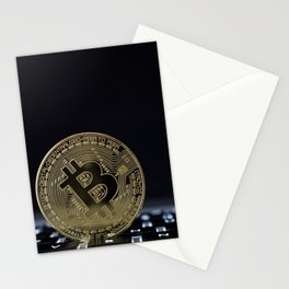 The Mighty Bitcoin Stationery Cards