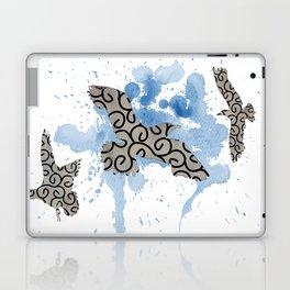 Mixed gulls Laptop & iPad Skin