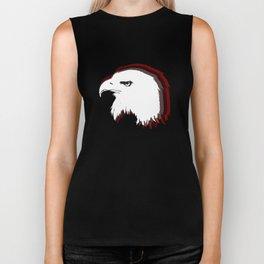 Black- White Eagle (BEŞİKTAŞ) Biker Tank