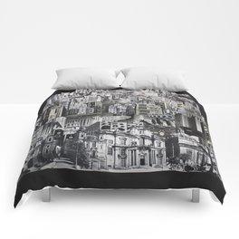 City Of Boom Comforters
