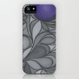 My Indigo Light iPhone Case