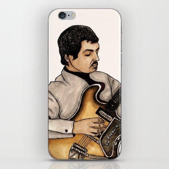 Lenny Breau iPhone & iPod Skin