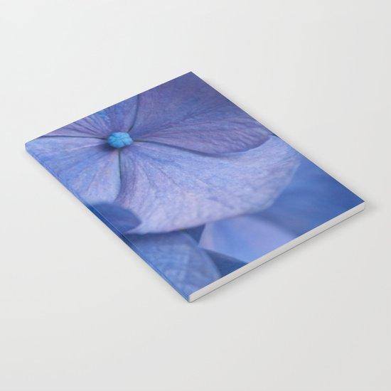 Blue Hydrangeas #2 # #art #society6 Notebook