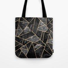 Black Stone 2 Tote Bag