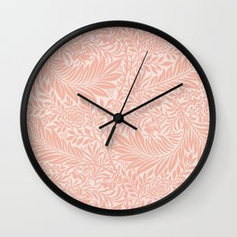 "William Morris ""Larkspur"" 5. Wall Clock"