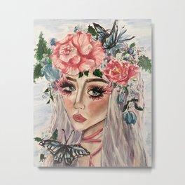 Marie Metal Print