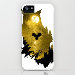 A Melancholy Song iPhone Case