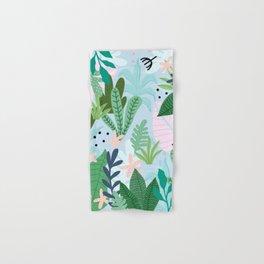 Into the jungle Hand & Bath Towel