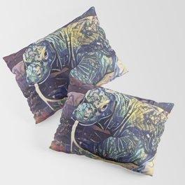 Komodo Dragon Pillow Sham