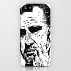 The Godfather Slim Case iPhone (5, 5s)
