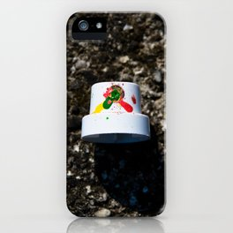 Cap one iPhone Case