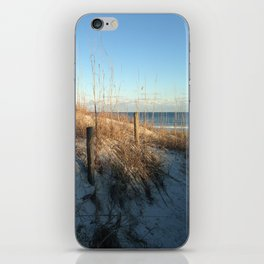 Shady dunes iPhone Skin