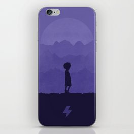 Killua iPhone Skin