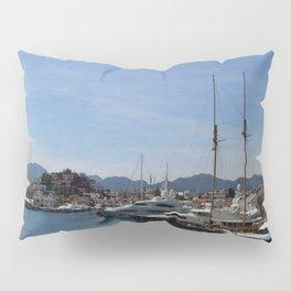 Marmaris Yachting Marina - Netsel Pillow Sham