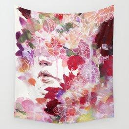 Garden IV Wall Tapestry