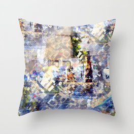 Sometime excesses seemed dire except to own notch. Throw Pillow
