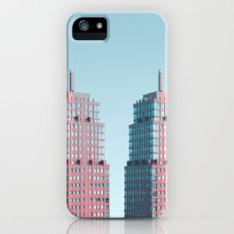 Penthouse Twins iPhone Case