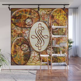 Beth (#TheAccessoriesSeries) Wall Mural