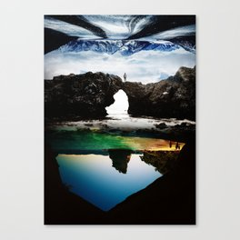 The End of Eternity Canvas Print