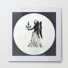 Virgo - Zodiac sign Metal Print
