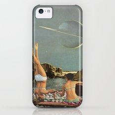 Serenade to Saturn iPhone 5c Slim Case