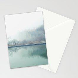 Foggy Cliffs Stationery Cards
