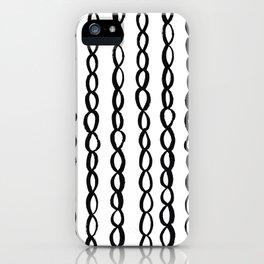 Chain Chain Chain iPhone Case