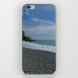 Nice, France: Castel Beach iPhone Skin