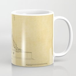 Marine Corps Memorial Coffee Mug