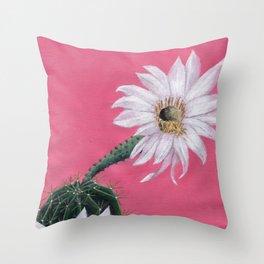 Echinopsis Throw Pillow
