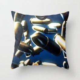 Bullets Throw Pillow