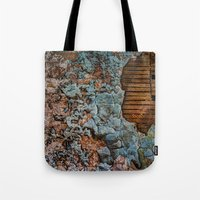 tapestry Tote Bags featuring Tapestry by Kent Moody