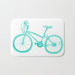 No Mountain Bike Love? Bath Mat