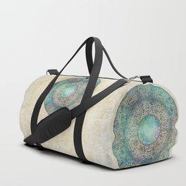 Moon Mandala Duffle Bag