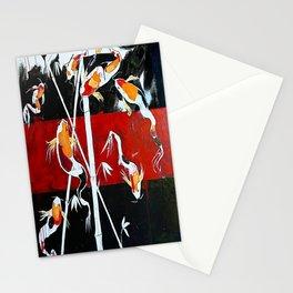 HENDRIX KOI Stationery Cards