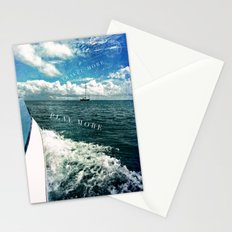 travel more, play more Stationery Cards